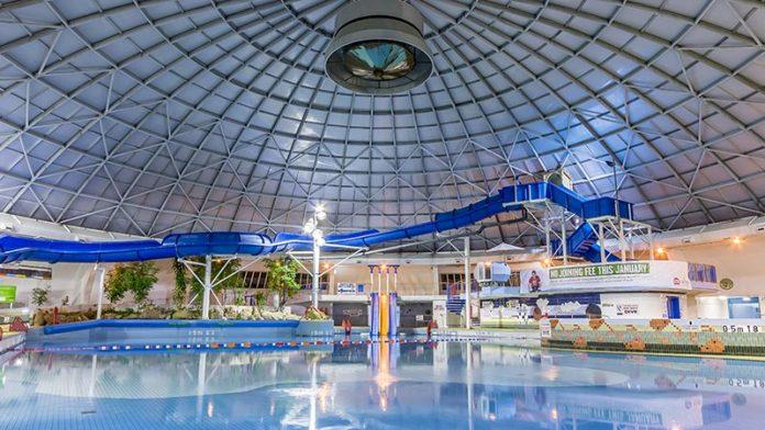 Oasis Leisure Centre Swindon
