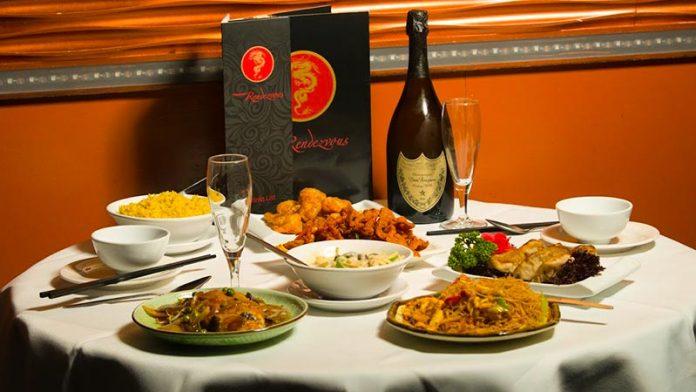 Swindon Rendezvous Chinese Restaurant