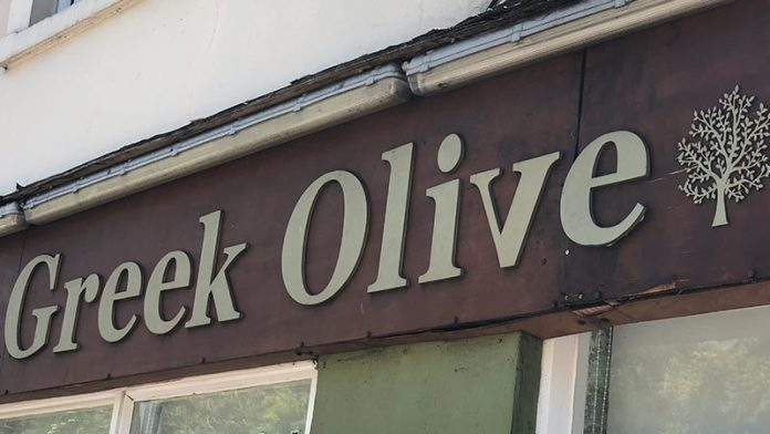The Greek Olive Restaurant Swindon