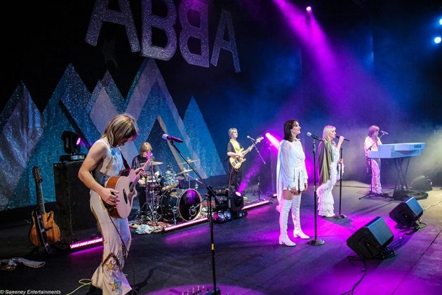 Abba Forever - Swindon