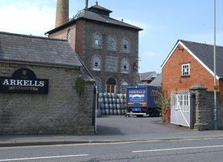 Arkell's Brewery, Swindon