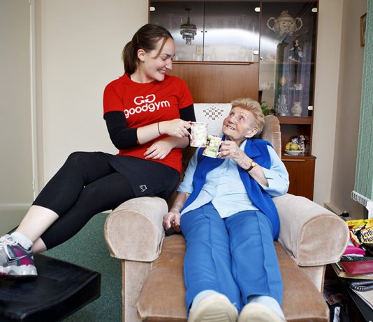 GoodGym Press Swindon