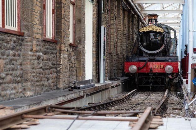 McArthurGlen Train Move Morning 21 August-10