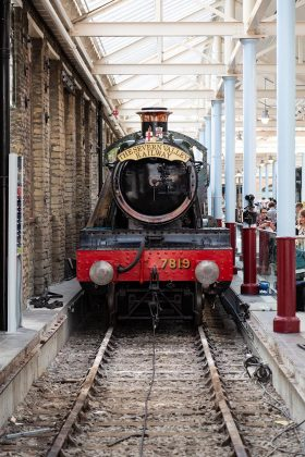 McArthurGlen Train Move Morning 21 August-13