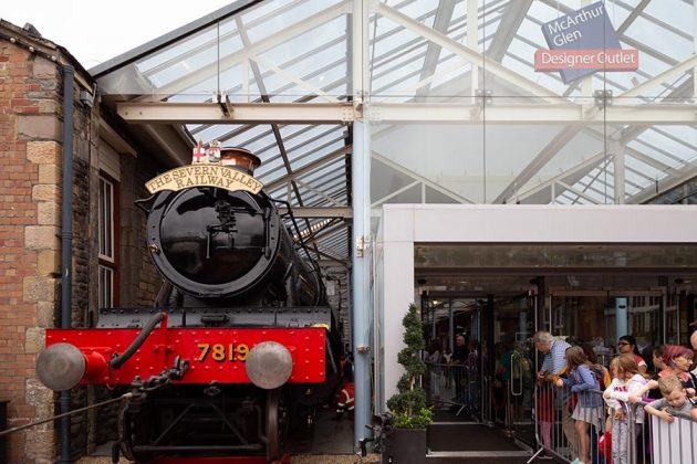 McArthurGlen Train Move Morning 21 August-41