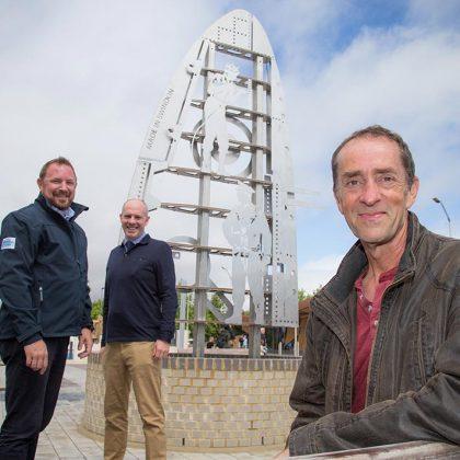 Swindon Orbital Park Sculpture