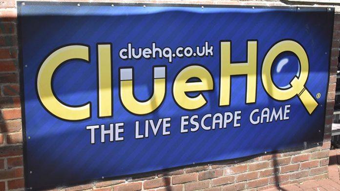 Clue HQ Escape Rooms Swindon