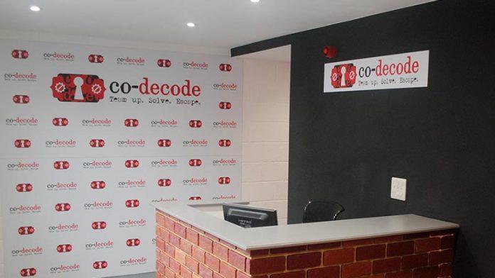 Co-Decode Escape Rooms Swindon