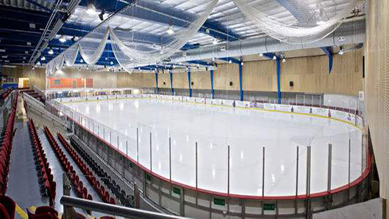 Ice Skating at The Link Centre Swindon