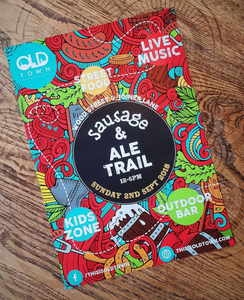 Old Town Sausage & Ale Trail 2018