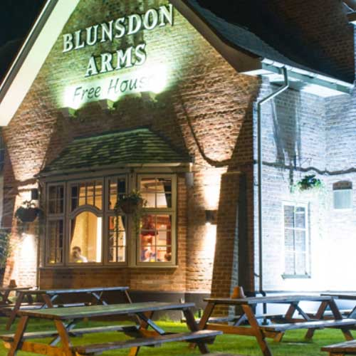 The Blunsdon Arms Swindon