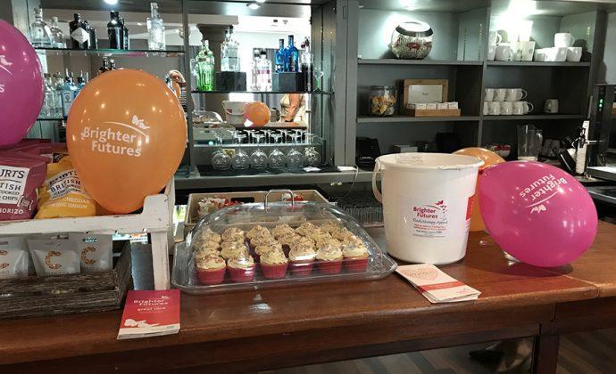 DoubleTree by Hilton Swindon cake sale 3