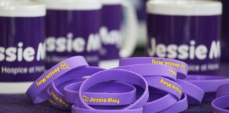 Jessie May Charity Bands