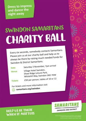 Swindon Charity Ball 2018