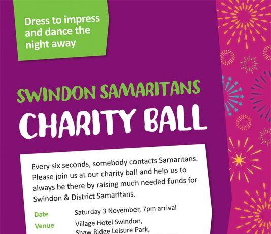 Swindon Charity Ball 2018