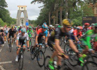 Tour Of Britain Clifton Bridge
