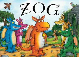 children's book adaptation ZOG