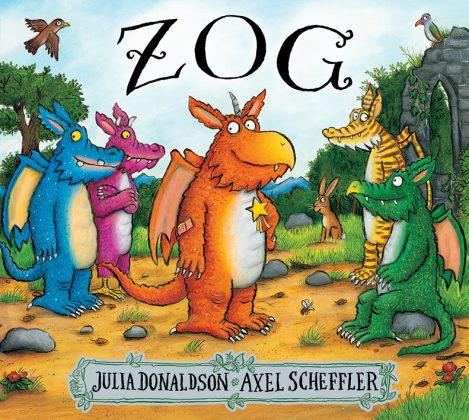 children's book adaptation ZOG
