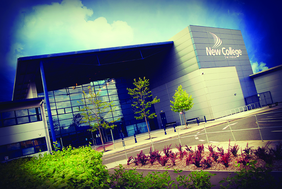 Foyer House Swindon : New college swindon to celebrate colleges week