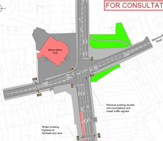 Moonrakers Swindon Junction Consultation