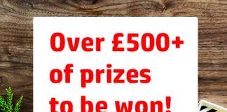 Swindon 24 Xmas Giveaway