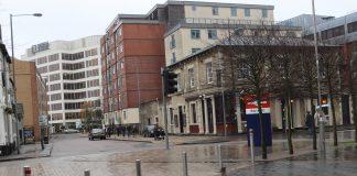 Wellington Street Swindon