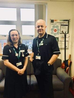 Two new Admiral Nursing