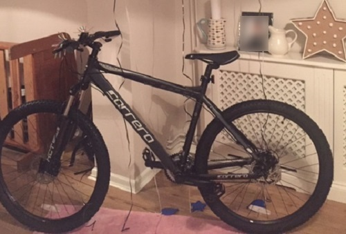 Stolen Mountain Bike Swindon