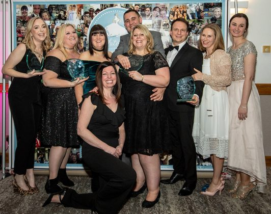 The Whitewed Directory Awards winners photo by Imagination Photography