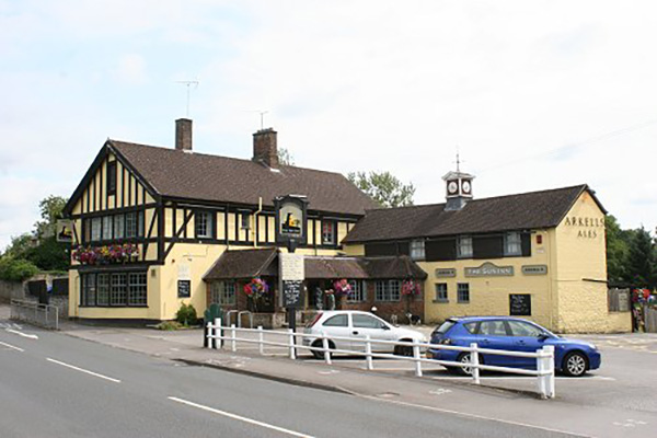 The Sun Inn Pub Swindon - Coate