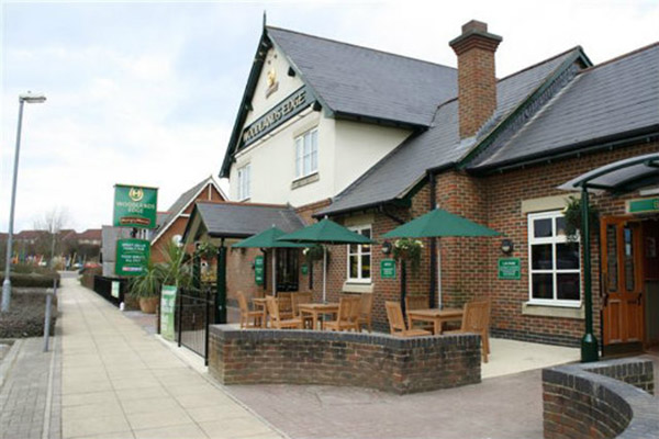 The Woodlands Edge Pub Swindon