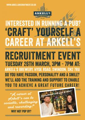 Arkell's Recruitment Swindon