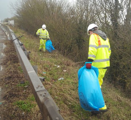 Keep Britain Tidy's Great British Spring Clean