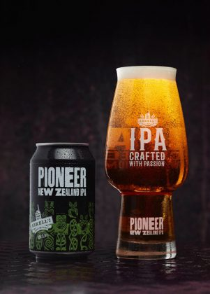 Pioneer Arkell's IPA canned