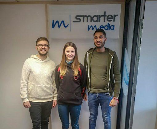 Abby, Rob & Raj - Smarter Media