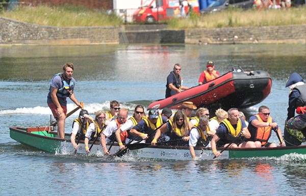 swindon dragon boat festival