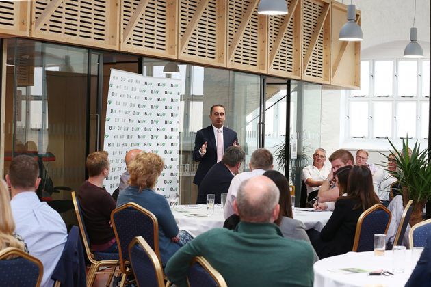 Business Wise - Paul Uppal