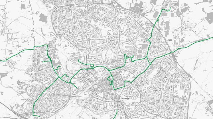 City Fibre Digital Map