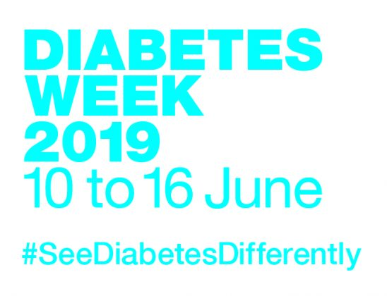 Diabetes Week lock up