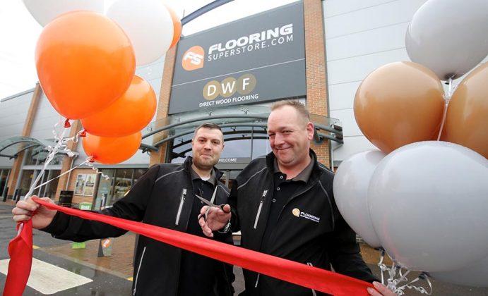 Swindon store opening