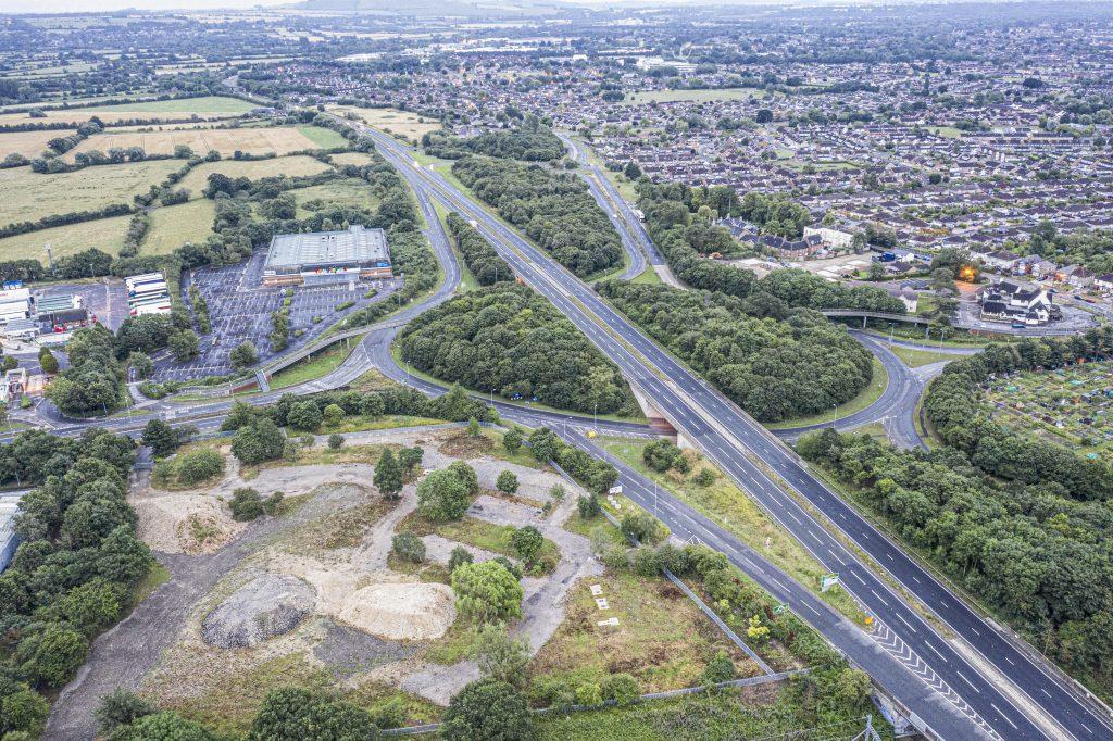 White Hart Roundabout Swindon