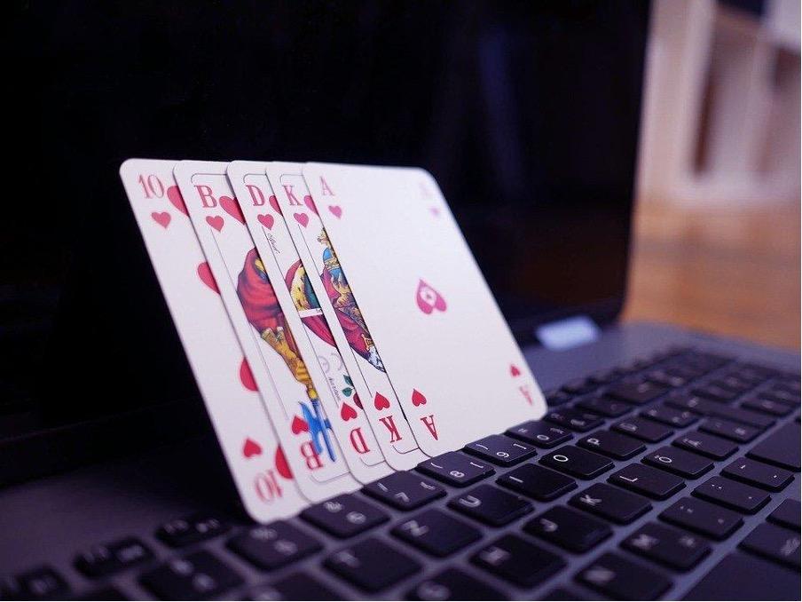 different casino games